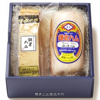 鎌倉ハム石井商会ギフトセット‐茜‐