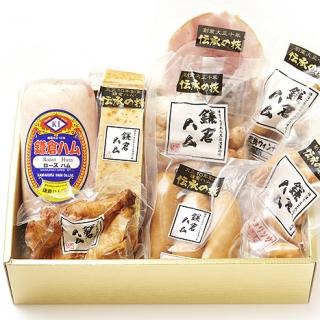 鎌倉ハム石井商会ギフトセット‐誉‐